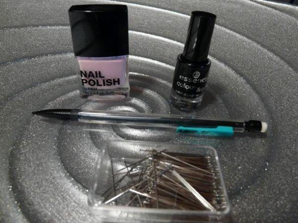 Astuce beauté n°1 : Réaliser un manucure à pois en 6 étapes !