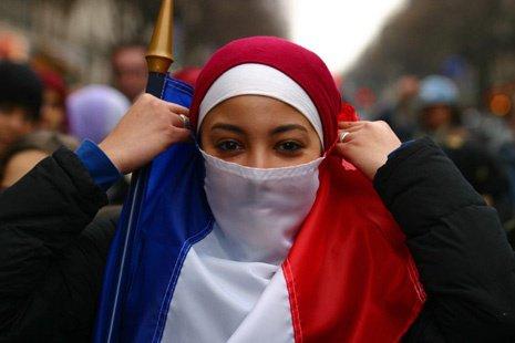 hijab de france