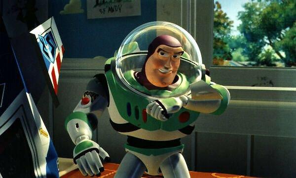 Fiche personnage: Buzz l'éclair