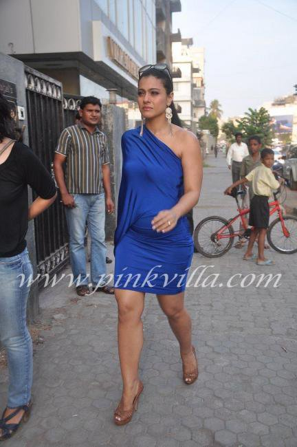 Kajol at the 5th anniversary celebration of 'Marc Cain' |