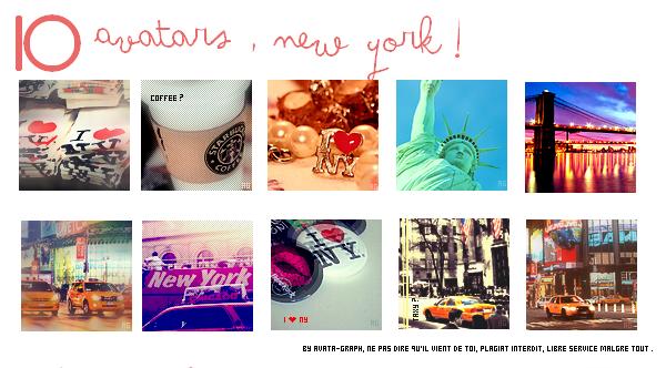 I ♥ NY !
