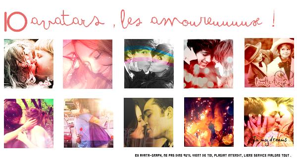 Les z'amoureux ^^