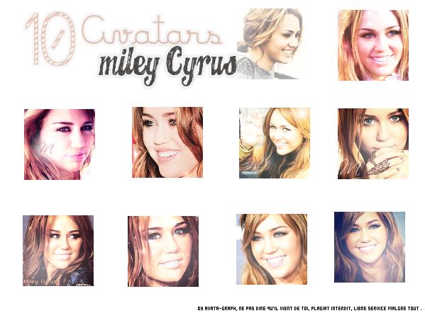 Miss Cyrus' !