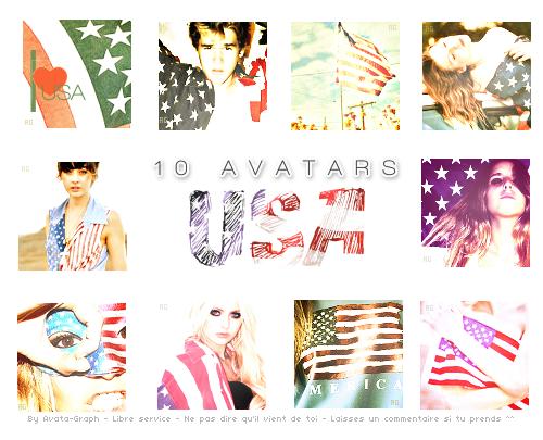 Welcome USA !!!