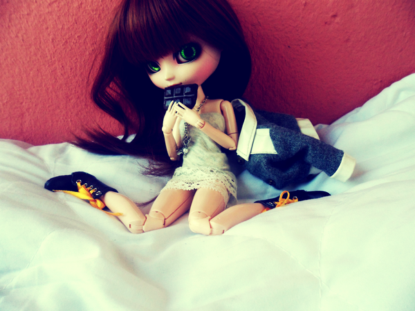 The first Doll of my life.