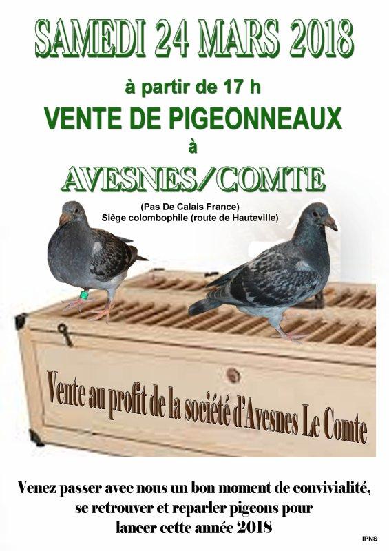 Vente de notre société Hirondelle Avesnes le Comte... Merci de remixer un max...