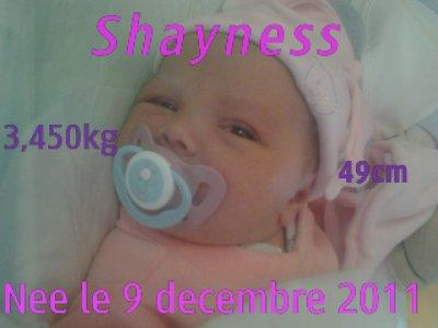 shayness