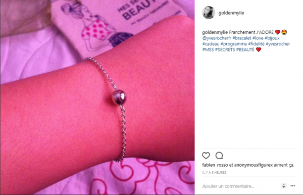 Bracelet de la petite trousse