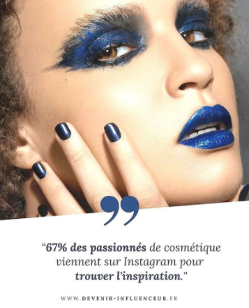 ➡️ DEVENIR INFLUENCEUSE BEAUTÉ ⬅️
