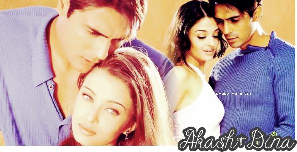 Akash & Dina