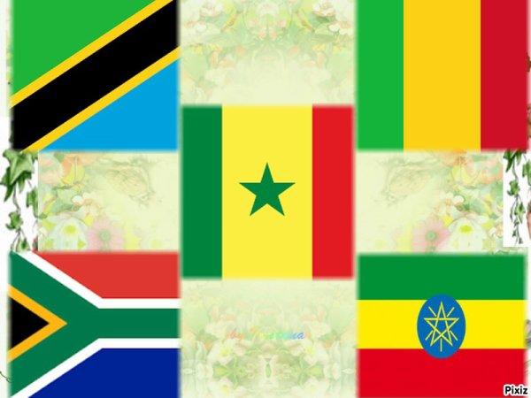 Des destinations  à ne pas manquer , partie 1 Afrique