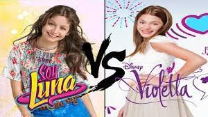 Quel personnage est tu ? Violetta ? Luna ?