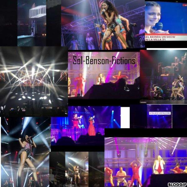 News de TINI GOT ME STARED TOUR à MADRID 18/03/2017