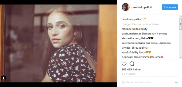 News de Carolina Kopelioff