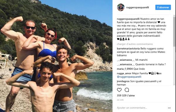 News de Ruggero Pasquarelli du 04/07/2017