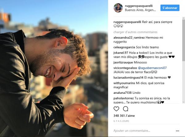 News de Ruggero Pasquarelli du 09/07/2017