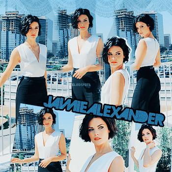 Jane Doe/Jaimie Alexander
