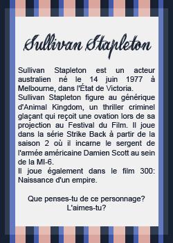 Kurt Weller/Sullivan Stapleton