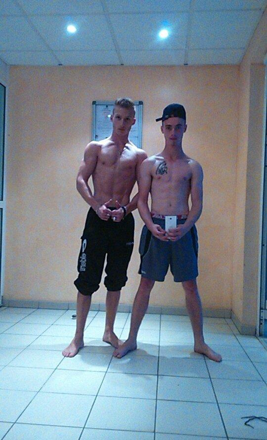 moi et mes cousin