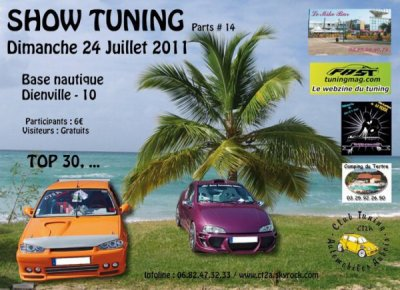 Meeting Tuning le 24 Juillet 2011
