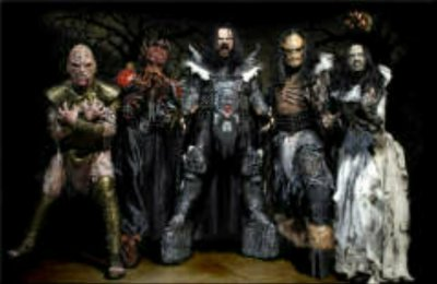 Un Groupe De Hard-Rock ( finlande) LORDI