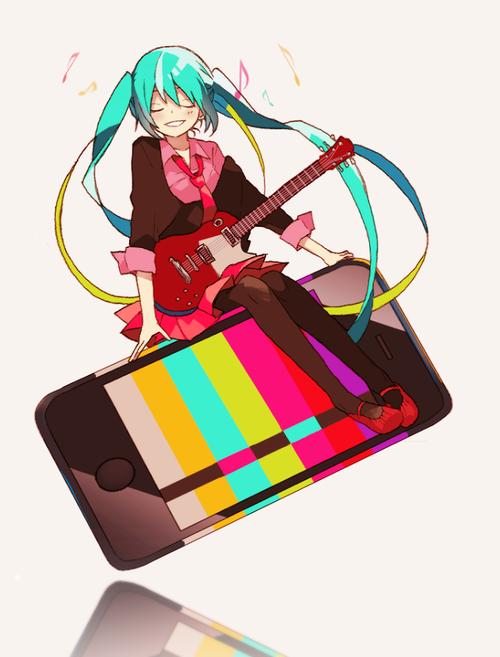 miku (vocaloid)