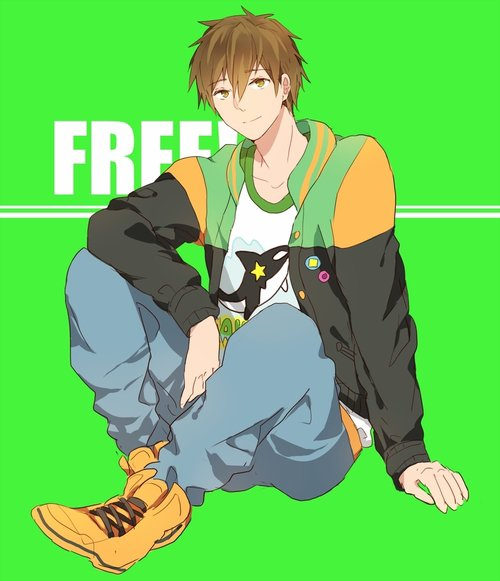 Makoto Tachibana (Free!)