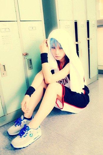 kuroko no basket (cosplay)