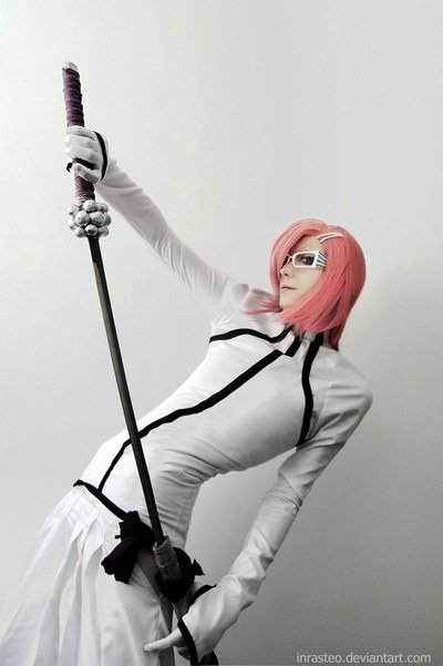 cosplay Bleach