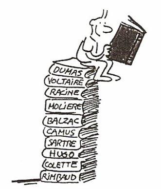 """"""" La lecture est une amitié. """" M. Proust"""