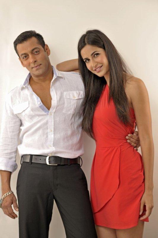 Salman Khan et Katrina Kaif )))