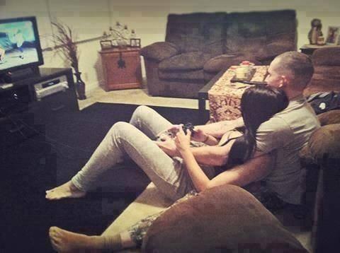 Jouer avec son amoureux *_*