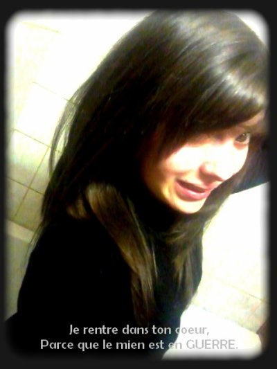 -* Quand elle pleure pour toi, fait pas le type fière! Retiens la sinon, tu regrettera quand tu la verra dans les bras d'un autre ♥.