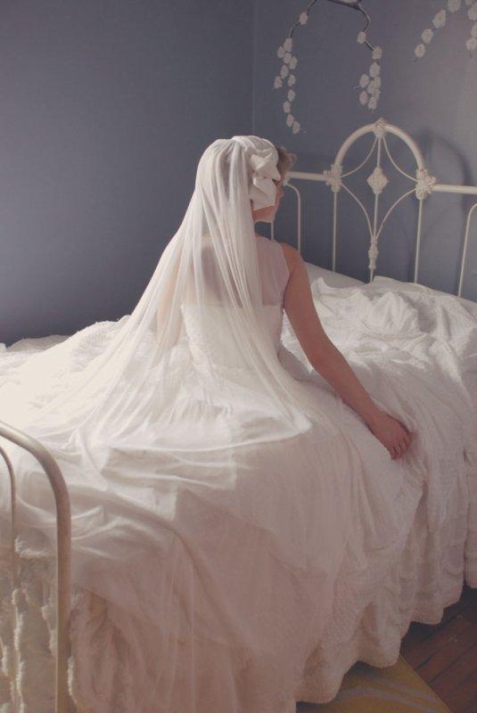 Wedding Veils V-010