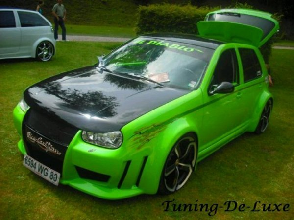 Ma passion tuning