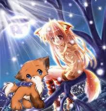manga renard