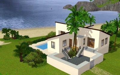 Blog de p amsims3 page 5 mod le blog sims 3 for Sims 4 maison moderne