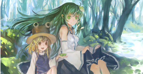 . TOUHOU PROJECT