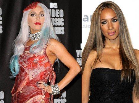 """Leona Lewis revient sur la robe viande crue de Lady Gaga : """"C'était dégueulasse"""""""