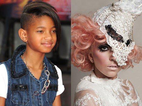 """Willow Smith : """"J'aimerais vraiment pouvoir travailler avec Lady Gaga"""""""