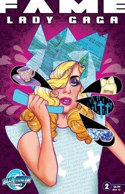 PHOTOS - Les comics de Lady Gaga