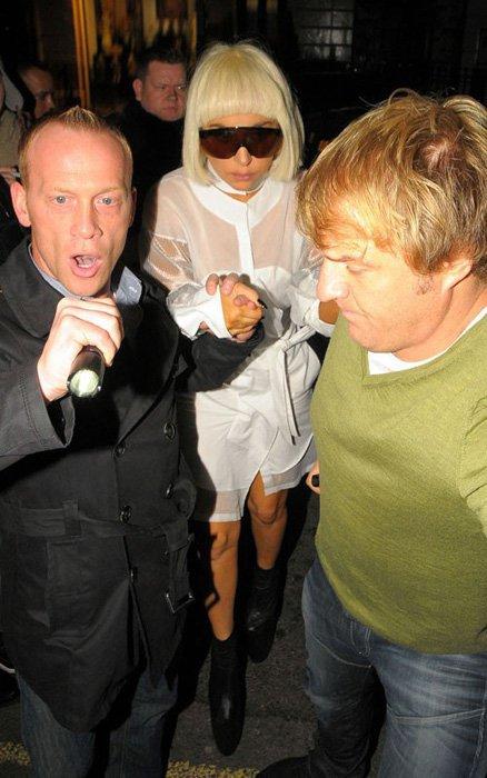 Lady Gaga : ses très étranges exigences