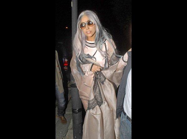 Lady Gaga achète une maison avec 60 chambres