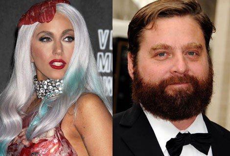 Lady Gaga et Zach Galifianakis : en guests dans le prochain film des Muppets