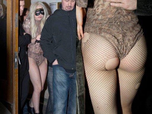 PHOTOS - Top 2010 : Lady Gaga : ses 15 looks les plus déjantés de l'année !