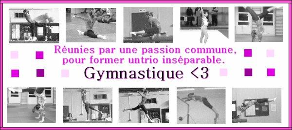 Choupa Choupi & Chups présente la gymnastique ♥