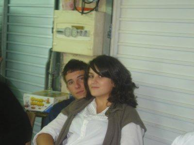 Mon frere & Alisonne ;)