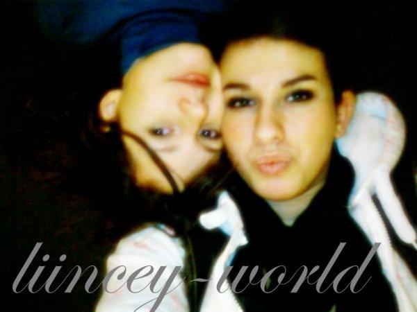 liincey-wOrld.sKeii           __ _         Je serai toujours là pour toi ma Siistaah de Mon Coeuùr ! Je Taime tellement tous ces moments ensemble a jamais gravés dans mon coeur ... ♥                 ___               liincey-wOrld.sKeii