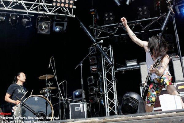 Photos du festival Léz'Arts Scéniques (15/07/11)