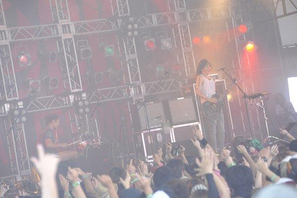 ROCK IN JAPAN FESTIVAL 2011 (07/08/2011)